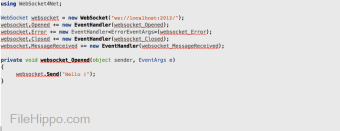 WebSocket4Net