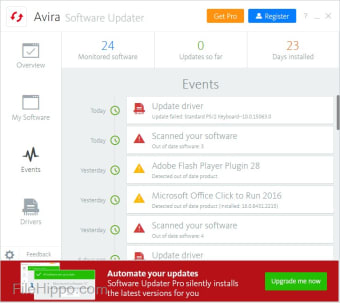 Avira Free Software Updater 2 0 4 54899 Fur Windows Downloaden Filehippo Com