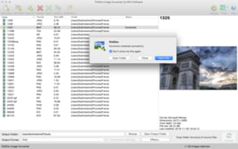 Pixillion Mac Image Converter