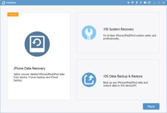 FonePaw iPhone Data Recovery