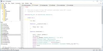 Lines Code Editor
