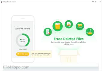 iSkysoft Data Eraser for Windows