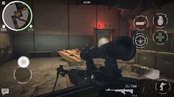 World War Heroes: WW2 FPS Shooting game!