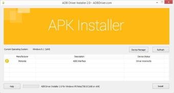ADB Driver Installer