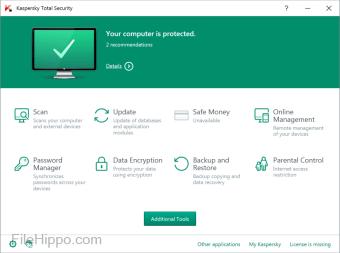 kaspersky antivirus 2018 free download filehippo