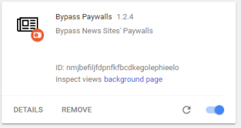 Bypass Paywalls