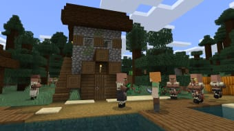 Download Minecraft Windows 10 Edition 1 14 1 For Windows Filehippo Com