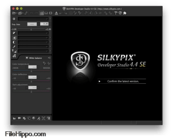 SILKYPIX Developer Studio SE for Mac
