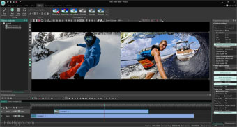 video editing software free download for pc filehippo