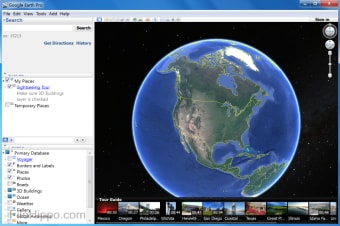 Download Google Earth Pro 7.3.2.5776 for Windows - Filehippo.com on google earth app windows 8, google earth crazy coordinates, google earth live, google earth for windows 8,