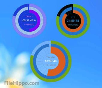 Download Eusing Clock 2 8 for Windows - Filehippo com