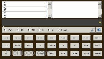 Computer Geek's Calculator