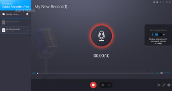 Ashampoo Audio Recorder Free