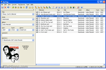 mp3 song tag editor software free download