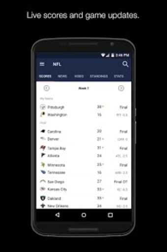 Yahoo Sports: Get live sports news  scores