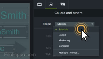 Camtasia Studio for Mac