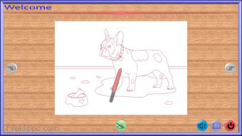 Enchanted Crayon Virtual Colouring Book