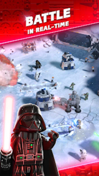 LEGO Star Wars Battles: PVP Tower Defense