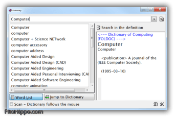 Download Ultimate Dictionary 1 0 for Windows - Filehippo com