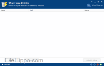 Download Wise Force Deleter 1 48 for Windows - Filehippo com