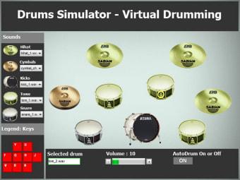 Drums Simulator