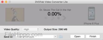 DVDFab Video Converter Lite for Mac