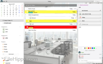 LeaderTask Daily Planner for Mac