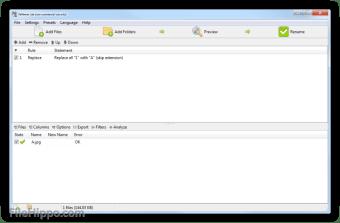 Download ReNamer 6 9 for Windows - Filehippo com
