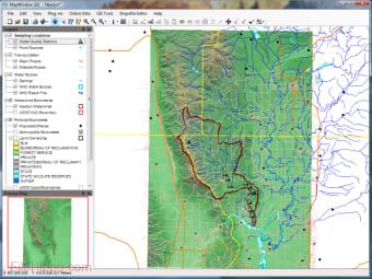 Descargar MapWindow GIS 4 8 8 1 para Windows - Filehippo com