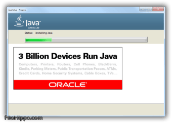 Java Runtime Environment 64-bit