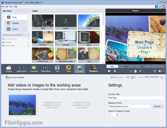 Download AVS Video Editor 9 0 2 232 for Windows - Filehippo com