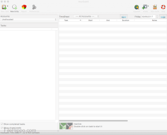 HourGuard Time Sheet for Mac