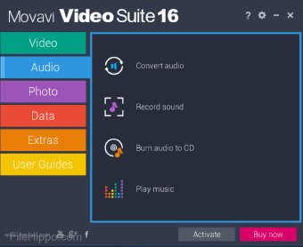 Download Movavi Video Suite 18 3 1 0 for Windows - Filehippo com