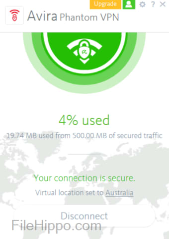 Download Avira Free Phantom VPN 2 25 1 30710 for Windows