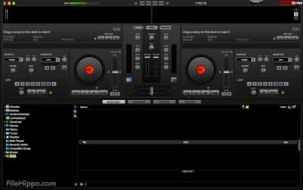 VirtualDJ Home