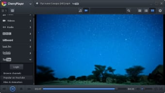 CherryPlayer Media Player for PC Windows