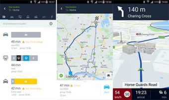 HERE WeGo - Offline Maps GPS