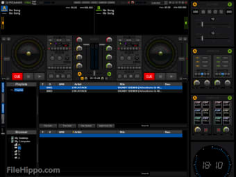 Download DJ ProMixer Free 2 0 for Windows - Filehippo com