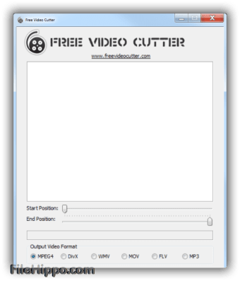 Download Free Video Cutter 1 1 for Windows - Filehippo com