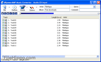 Download dBpowerAMP Music Converter 16 6 for Windows - Filehippo com