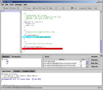 Download Dr Java 20140826-R5761 for Windows - Filehippo com