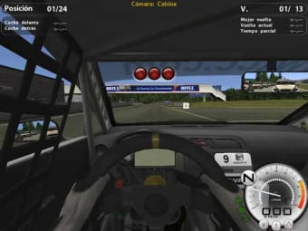 Race 07: The Official WTCC Game