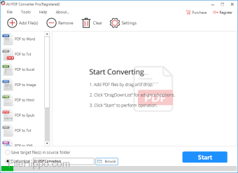 sor to pdf converter software free download