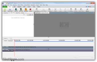Download VideoPad Video Editor 7 04 for Windows - Filehippo com