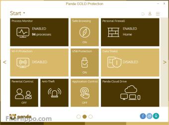 Panda Gold Protection 2017