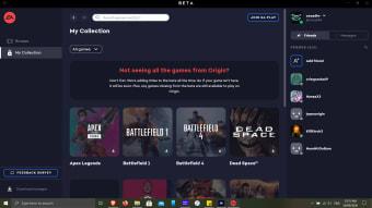 EA Desktop App