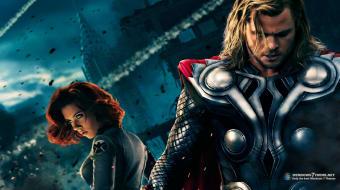 The Avengers Windows 7 Theme