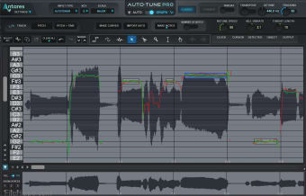 Low Latency Mode Auto Tune Pro