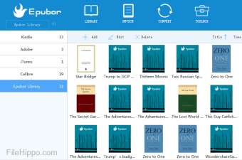 Epubor eBook Manager for Mac