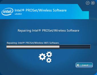Intel PRO/Wireless and WiFi Link Drivers Win7 64-bit